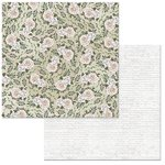BoBunny - Garden Party Collection - 12 x 12 Double Sided Paper - Fragrant