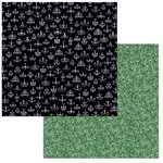 BoBunny - Garden Party Collection - 12 x 12 Double Sided Paper - Soiree