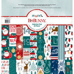 BoBunny - Fa La La Collection - Christmas - 12 x 12 Collection Pack