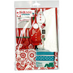 BoBunny - Fa La La Collection - Christmas - Ephemera