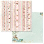BoBunny - Carousel Christmas Collection - 12 x 12 Double Sided Paper - Jubilee