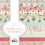 BoBunny - Carousel Christmas Collection - 6 x 6 Paper Pad