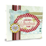 BoBunny - Carousel Christmas Collection - Project Kit