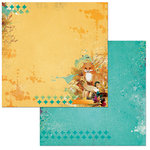BoBunny - Dreams of Autumn Collection - 12 x 12 Double Sided Paper - Dreams of Autumn