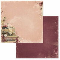 BoBunny - Charmed Collection - 12 x 12 Double Sided Paper - Charmed