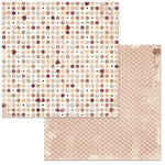 BoBunny - Charmed Collection - 12 x 12 Double Sided Paper - Charmed Beauty