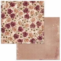 BoBunny - Charmed Collection - 12 x 12 Double Sided Paper - Charmed Lovely