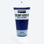 BoBunny - Pentart - Acrylic Paint - Semi-Gloss - Dark Blue