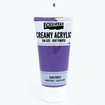 BoBunny - Pentart - Acrylic Paint - Semi-Gloss - Dark Purple