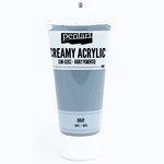 BoBunny - Pentart - Acrylic Paint - Semi-Gloss - Gray