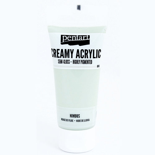 BoBunny - Pentart - Acrylic Paint - Semi-Gloss - Nimbus