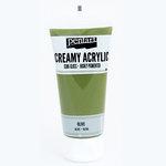 BoBunny - Pentart - Acrylic Paint - Semi-Gloss - Olive