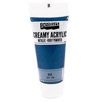 BoBunny - Pentart - Acrylic Paint - Metallic - Blue