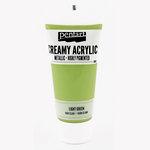 BoBunny - Pentart - Acrylic Paint - Metallic - Light Green