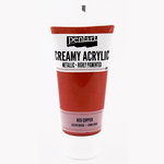 BoBunny - Pentart - Acrylic Paint - Metallic - Red Copper