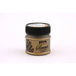 BoBunny - Pentart - Glamour Acrylic Paint - Metallic - Antique Gold