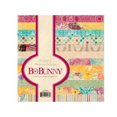 Bo Bunny - Ambrosia Collection - 6 x 6 Paper Pad