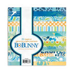 Bo Bunny Press - Barefoot and Bliss Collection - 6 x 6 Paper Pad