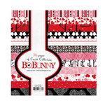 Bo Bunny Press - Crush Collection - Valentine - 6 x 6 Paper Pad