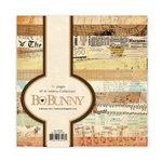Bo Bunny Press - Et Cetera Collection - 6 x 6 Paper Pad