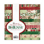 Bo Bunny - Father Christmas Collection - 6 x 6 Paper Pad