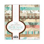 Bo Bunny Press - Gabrielle Collection - 6 x 6 Paper Pad