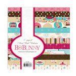 Bo Bunny Press - Sweet Tooth Collection - 6 x 6 Paper Pad