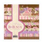 Bo Bunny Press - Smoochable Collection - 6 x 6 Paper Pad