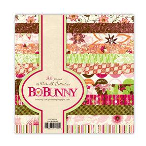 Bo Bunny - Vicki B Collection - 6 x 6 Paper Pad