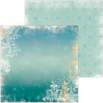 BoBunny - Winter Playground Collection - 12 x 12 Double Sided Paper - Winter Playground