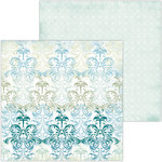 BoBunny - Winter Playground Collection - 12 x 12 Double Sided Paper - Forest