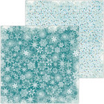 BoBunny - Winter Playground Collection - 12 x 12 Double Sided Paper - Frosty