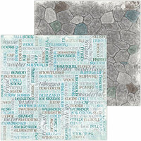BoBunny - Winter Playground Collection - 12 x 12 Double Sided Paper - Fun