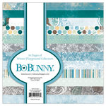 BoBunny - Winter Playground Collection - 6 x 6 Paper Pad