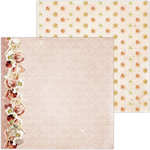BoBunny - Only You Collection - 12 x 12 Double Sided Paper - Darling