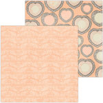 BoBunny - Only You Collection - 12 x 12 Double Sided Paper - Forever