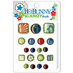 Bo Bunny Press - Block Party Collection - I Candy Brads - Block Party, CLEARANCE