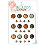 Bo Bunny Press - Gypsy Collection - I Candy Brads - Boho