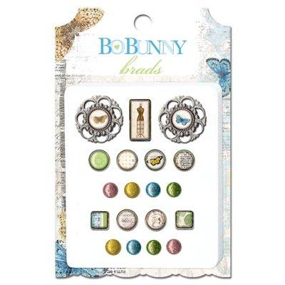 Bo Bunny - Country Garden Collection - Brads