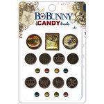 Bo Bunny Press - Cambridge Collection - I Candy Brads - Cambridge