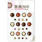 Bo Bunny Press - Delilah Collection - I Candy Brads - Melody, CLEARANCE