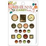 Bo Bunny Press - Olivia Collection - I Candy Brads - Olivia