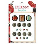 Bo Bunny - Serenity Collection - Brads