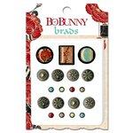 Bo Bunny - Serenity Collection - Brads