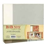 Bo Bunny - 9x9 Bare Naked Binder