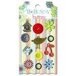 Bo Bunny - Alora Collection - Buttons