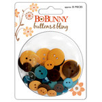 Bo Bunny Press - Kitchen Spice Collection - Buttons and Bling - Kitchen Spice , CLEARANCE