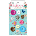 Bo Bunny - Sweet Tooth Collection - Buttons