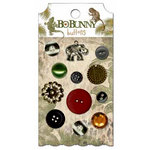 Bo Bunny - Zoology Collection - Buttons
