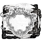 Bo Bunny - Enchanted Collection - Mini Edgy Album - Enchanted